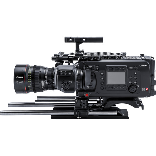 Canon C700 Cine Camera (EF Mount) Kit with ARRI Cine Pro Set (19mm)