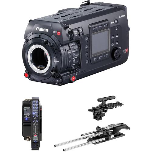 Canon EOS C700 MultiDyne 4K Kit