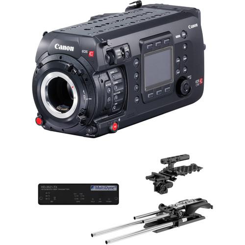 Canon EOS C700 MultiDyne 3G Kit