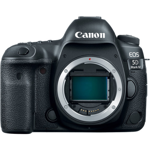 Canon EOS 5D Mark IV DSLR Camera with Canon Log (Body Only)