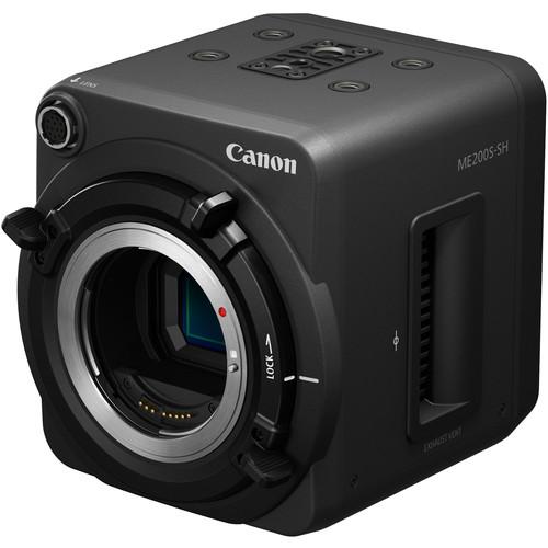 Canon ME200S-SH Multi-Purpose Camera (Cinema Lock EF-Mount)