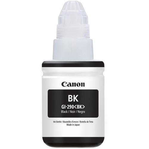 Canon GI-290 Pigment Black MegaTank Ink Bottle (135mL)