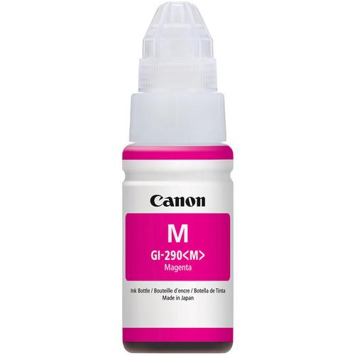 Canon GI-290 Magenta MegaTank Ink Bottle (70mL)