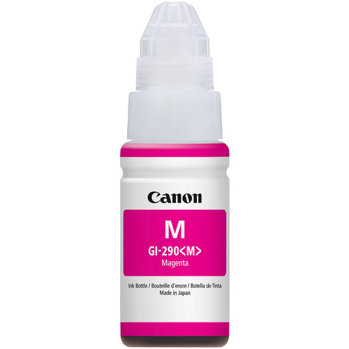 Canon GI-290 Magenta MegaTank Ink Bottle (70mL)