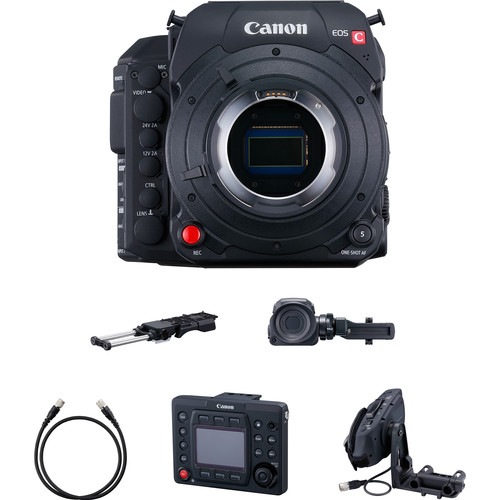 Canon EOS C700 GS PL Production Bundle