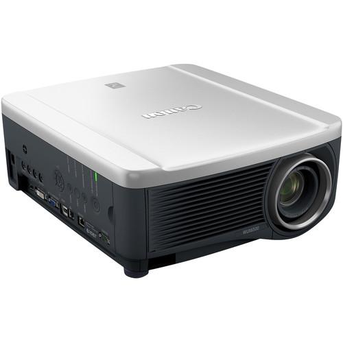 Canon REALiS WUX6500 D WUXGA 6500-Lumens Pro AV LCOS Projector (No Lens)