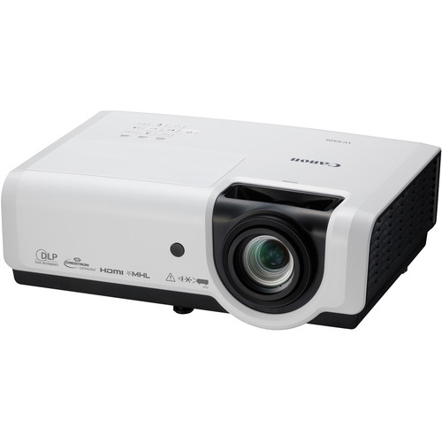 Canon LV-HD420 Full HD 4200-Lumen Portable DLP Projector