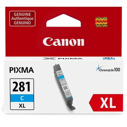 Canon CLI-281 XL Cyan Ink Tank (8.3mL)