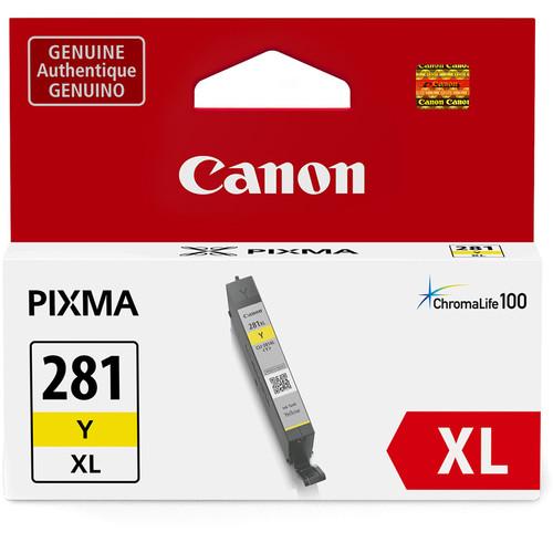 Canon CLI-281 XL Yellow Ink Tank (8.3mL)