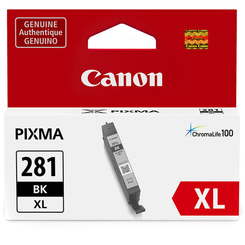 Canon CLI-281 XL Black Ink Tank (8.3mL)