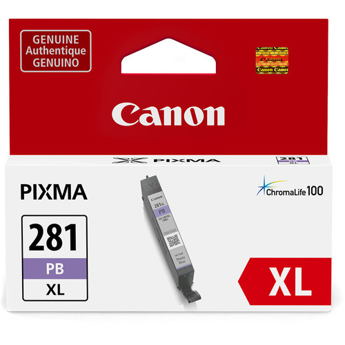 Canon CLI-281 XL Photo Blue Ink Tank (8.3mL)