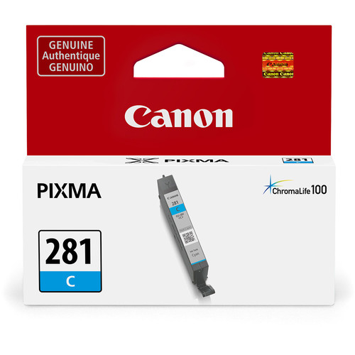 Canon CLI-281 Cyan Ink Tank (5.6mL)