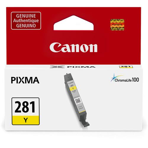 Canon CLI-281 Yellow Ink Tank (5.6mL)