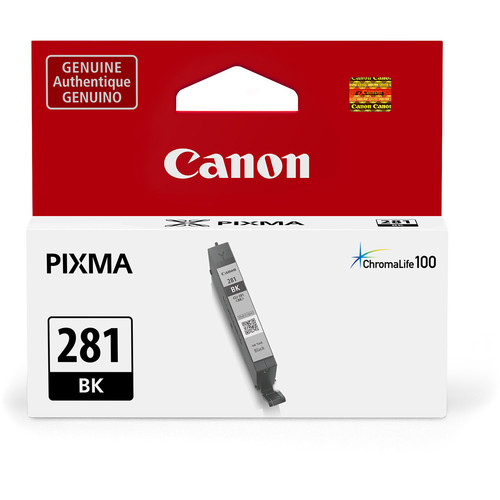 Canon CLI-281 Black Ink Tank (5.6mL)