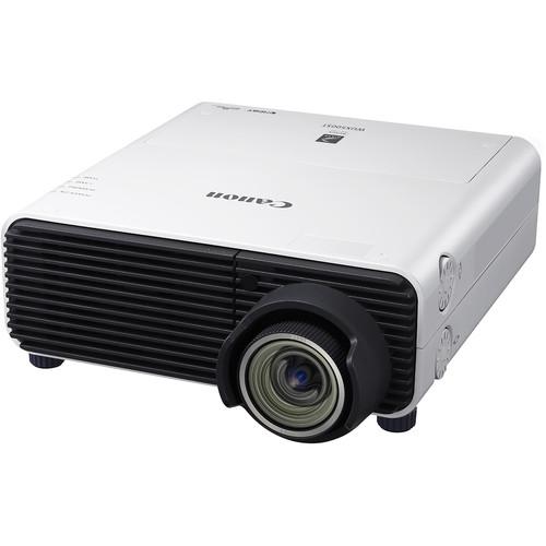 Canon REALiS 5000-Lumen Pro AV LCOS Projector with DICOM Simulation Mode