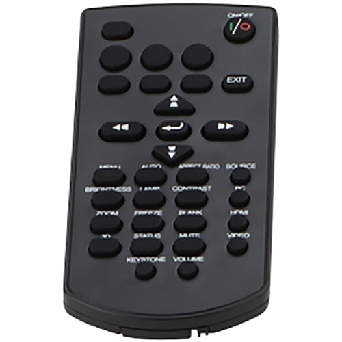 Canon LV-RC11 Wireless IR Remote Control for LV-HD420 & LV-X420 Projectors