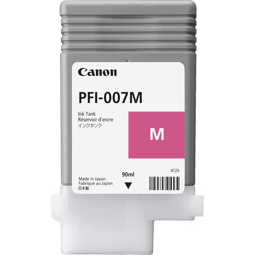 Canon PFI-007M Magenta Ink Tank (90mL)