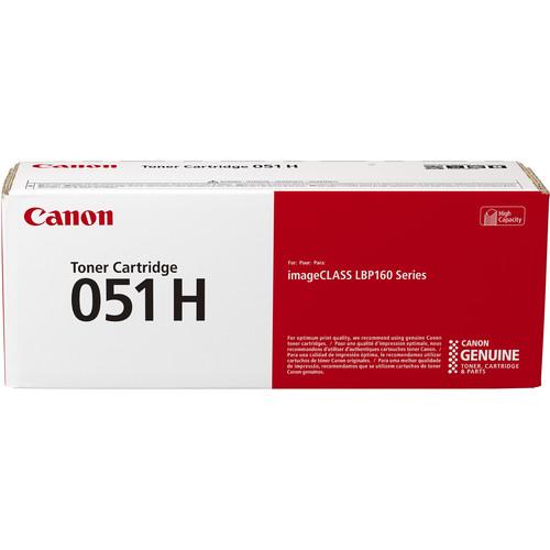 Canon imageCLASS 051 High Capacity Toner Cartridge (Black)