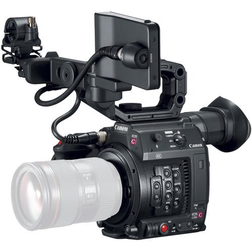 Canon EOS C200 Cinema Camera (PL-Mount)