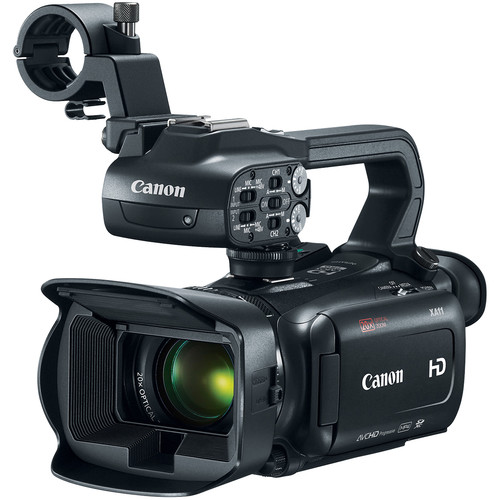 Canon XA11 Compact Full HD Camcorder with HDMI & Composite Out (Refurbished)
