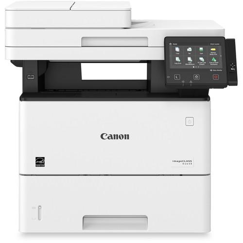 Canon imageCLASS D1650 All-in-One Monochrome Laser Printer
