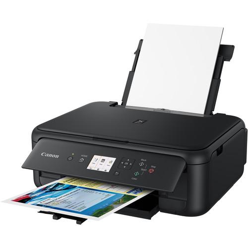 Canon PIXMA TS5120 Wireless All-in-One Inkjet Printer (Black)
