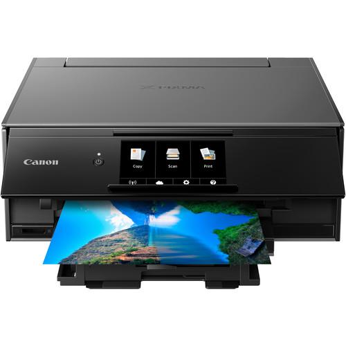 Canon PIXMA TS9120 Wireless All-in-One Inkjet Printer (Gray)