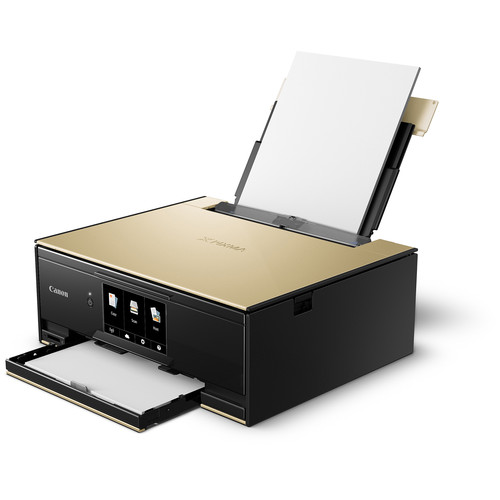 Canon PIXMA TS9120 Wireless All-in-One Inkjet Printer (Gold)