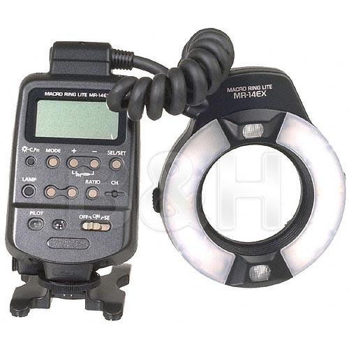 Canon MR-14EX TTL Macro Ring Lite Flash