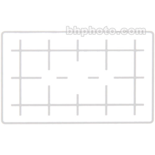 Canon Precision Matte Grid Lines Ef-D Interchangeable Focusing Screen