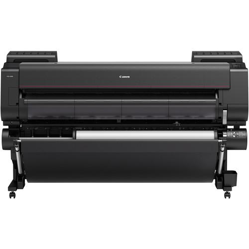 "Canon imagePROGRAF PRO-6000 60"" Professional Photographic Large-Format Inkjet Printer"