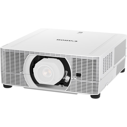 Canon REALiS WUX6700 LCOS WUXGA 6700 Lumens HDBaseT Projector (Lens Not Included)