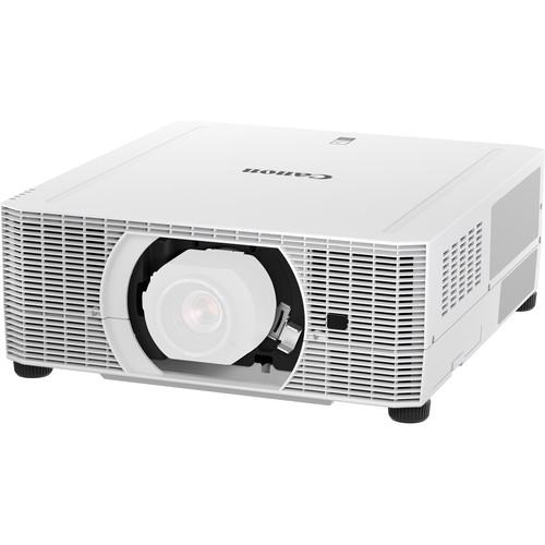 Canon REALiS WUX6600Z 6600-Lumen WUXGA Laser LCoS Projector (No Lens)