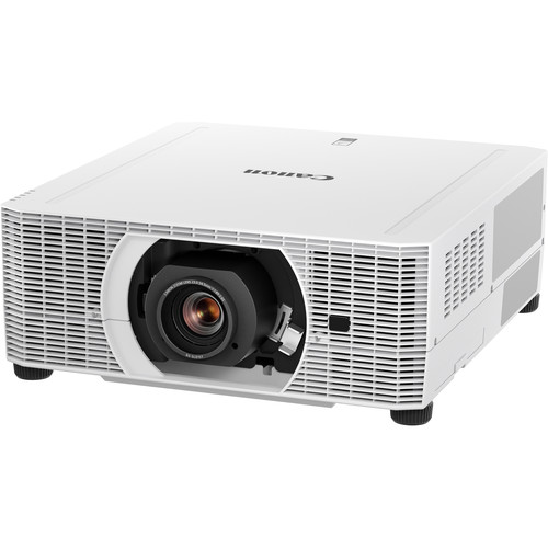 Canon REALiS WUX7000Z 7000-Lumen Projector and RS-SL01ST Lens Kit
