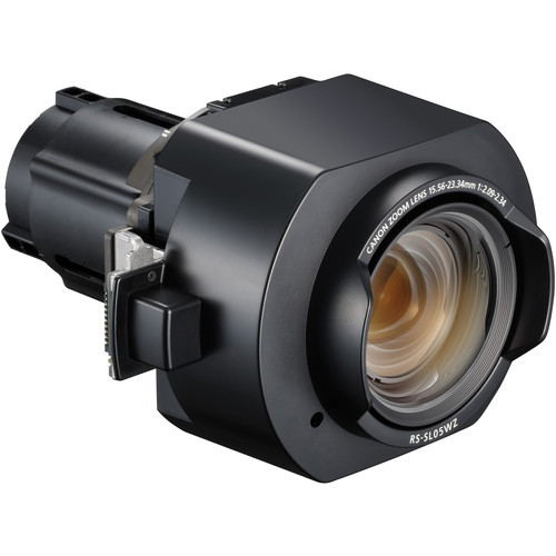 Canon RS-SL05WZ 1.0 to 1.5:1 Short Zoom Lens for Select REALiS Projectors