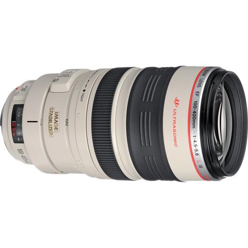 Canon EF 100-400mm f/4.5-5.6L IS USM Lens