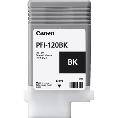 Canon PFI-120 Black Ink Cartridge (130mL)