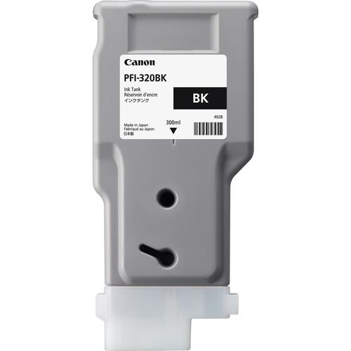 Canon PFI-320 Black Ink Cartridge (300mL)