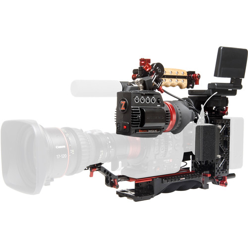 Canon Zacuto ENG Rig for C300 Mark II