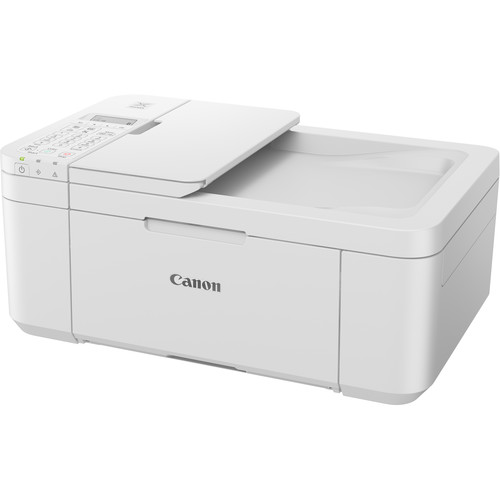 Canon Pixma TR4520 Wireless Inkjet All-in-One Printer (White)