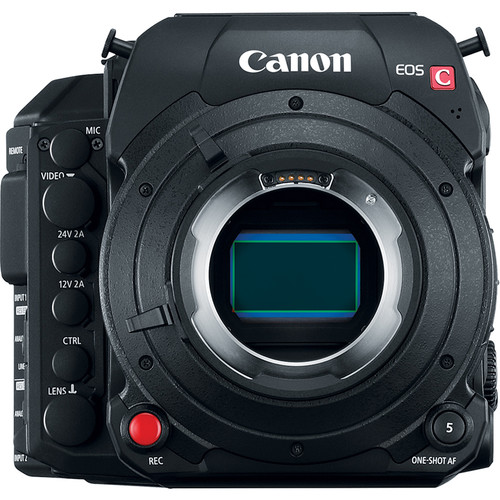 Canon EOS C700 Full-Frame Cinema Camera (PLMount)