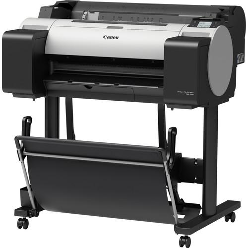 "Canon imagePROGRAF TM-200 24"" Large-Format Inkjet Printer"