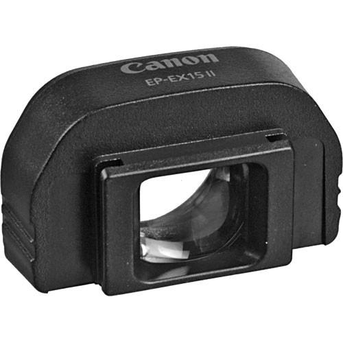 Canon EP-EX15 II Eyepiece Extender for Select Canon DSLRs
