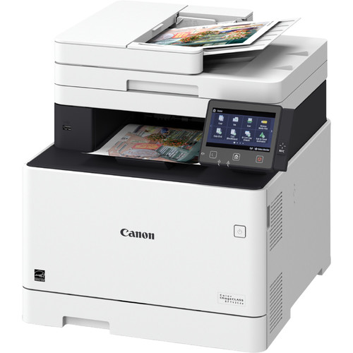 Canon imageCLASS MF743Cdw Multifunction Color Laser Printer