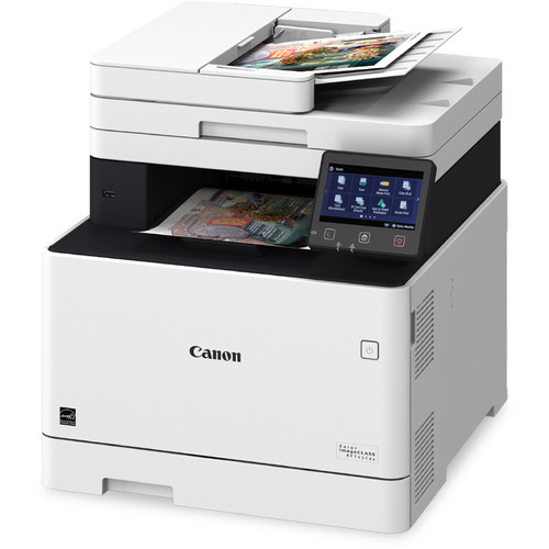 Canon imageCLASS MF741Cdw All-in-One Color Laser Printer