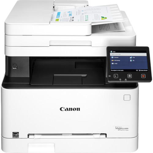 Canon imageCLASS MF644Cdw All-in-One Color Laser Printer
