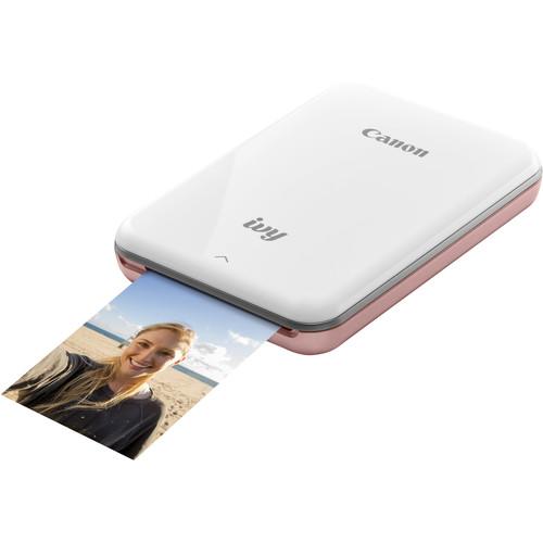 Canon IVY Mini Mobile Photo Printer (Rose Gold)