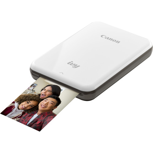 Canon IVY Mini Mobile Photo Printer (Slate Gray)