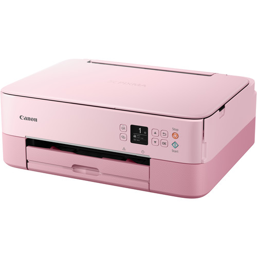 Canon PIXMA TS5320 Wireless Inkjet All-in-One Printer (Pink)