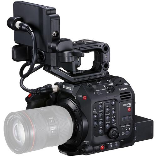 Canon EOS C500 Mark II 5.9K Full-Frame Camera Body (EF Mount, No CFexpress Card)